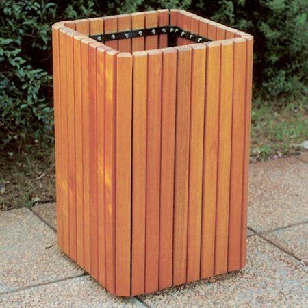 delaware square bin